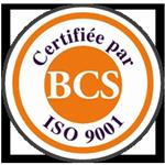 Déménagement Guélion - ISO 9001